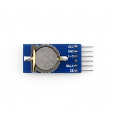 DS1302 RTC Board (Waveshare) SPI, supports 3/4-wire sync serial  communication