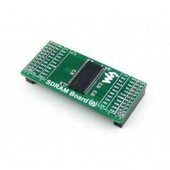 SDRAM Board (B) (Waveshare) 8Mx16bit SDRAM, H57V1262GTR