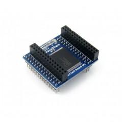 NorFlash Board (A) (Waveshare) 128M Bit NorFlash module