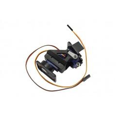 Pan-Tilt (ER-RBK01363P) pan-tilt use two 9g servos,vertical/horizontal rotation 180 degrees