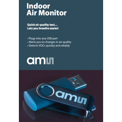 IAM USB-MODULE (INDOOR AIR MONITOR) Air Quality Monitor