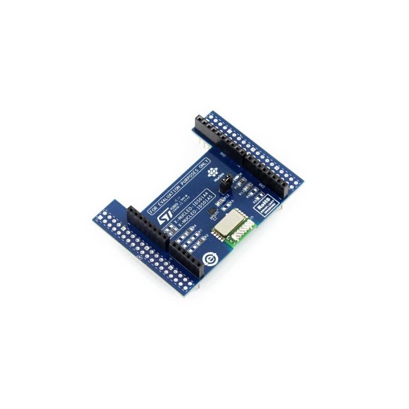 X-NUCLEO-IDS01A5   SPIRIT1 Transceiver RF Nucleo Platform Evaluation Expansion Board