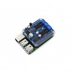 RPi Motor Driver Board (Waveshare) Raspberry Pi Expansion Board, DC Motor / Stepper Motor Driver