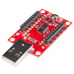SparkFun XBee Explorer Dongle (SparkFun WRL-11697) FT231X USB-to-Serial converter