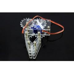 Acrylic Robot Claw (Gripper) with 9G Servo (ER-RBK90900R)