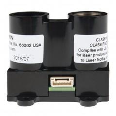 LIDAR-Lite v3 (Sparkfun SEN-14032) 0-40m Laser Emitter, Accuracy: +/- 2.5cm