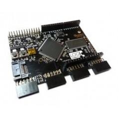 LOGI  LOGI-PI-2  Development Board, Spartan6 XC6SlX9 FPGA, Interface with Raspberry Pi, PMOD Compatible Headers