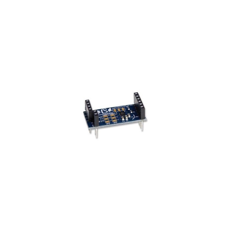 MICROSTACK MICROSTACK ACCELEROMETER ADD-ON BRD, ACCELEROMETER, RASPBERRY PI  - RLX COMPONENTS s r o  Electronic Components Distributor