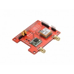 Raspberry Pi LoRa/GPS HAT - support 868M frequency (Seeed 113990254)