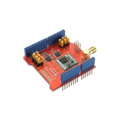Dragino LoRa Shield - support 868M frequency (Seeed 114990615)