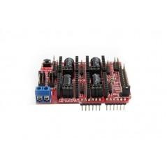 Arduino CNC Shield V3 51 - GRBL v0 9 compatible - Use Pololu Drivers  (ER-CDP03051C)