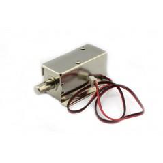LY-01 DC12V Round Tongue Mini Electric Lock (ER-ACS16216L)