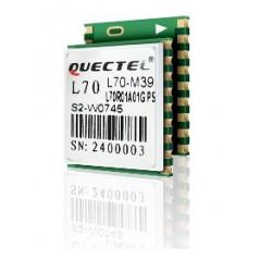 L70 QUECTEL GPS EASY module UART, SMD, MT3339