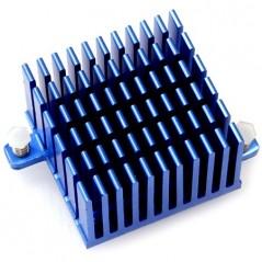 40x40x25 mm Tall Blue Heat Sink (Hardkernel G146648458113) for ODROID-XU4