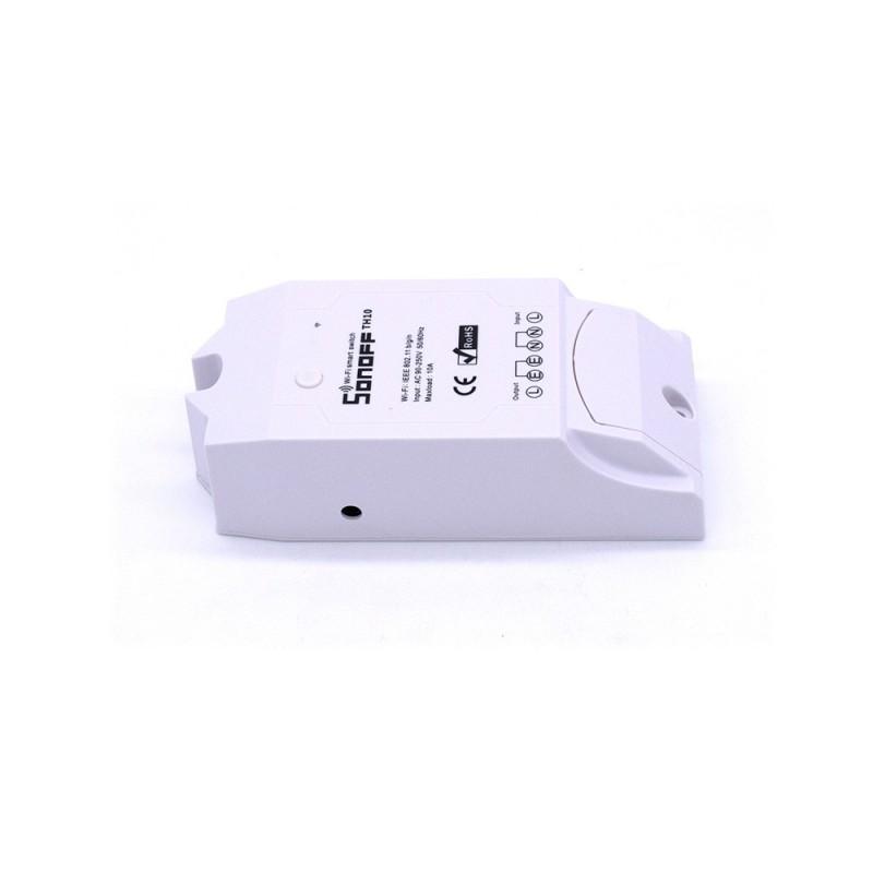 Sonoff TH16 (Itead IM160712002) smart monitor- temperature/humidity via APP  eWeLink