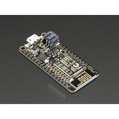 Adafruit Feather HUZZAH with ESP8266 WiFi (Adafruit 2821)