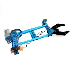 Robotic Arm Add-on Pack for Starter Robot Kit - Blue (MB-98000) Makeblock