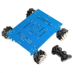 Mecanum Wheel Robot Kit with Orion and Handle (MB-90030) Makeblock