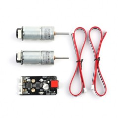 Optical Encoder Motor Pack-25 9V/185RPM (MB-95052) Makeblock