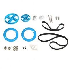Timing Belt Motion Robot Pack-Blue (MB-95040) Makeblock