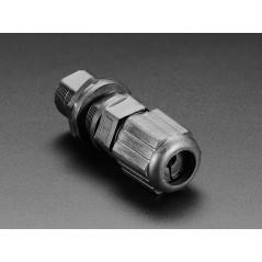 Cable Gland - Waterproof RJ-45 / Ethernet connector - RJ-45 (AF-827)
