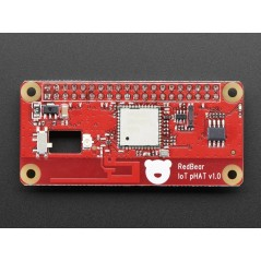 Red Bear IoT pHAT for Raspberry Pi - WiFi + BTLE (AF-3283)