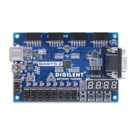 Basys2-100 Basys™2 Spartan-3E FPGA Board (DIGILENT)