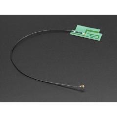 Slim Sticker-type GSM/Cellular Quad-Band Antenna - 3dBi - 200mm (AF-3237)