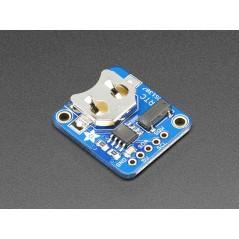 Adafruit DS1307 Real Time Clock Assembled Breakout Board (AF-3296)