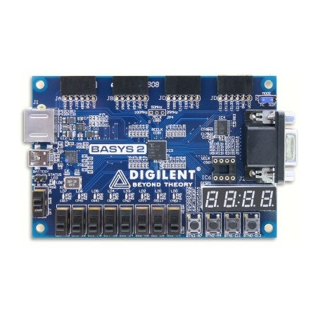 Basys2-250 Basys™2 Spartan-3E FPGA Board (DIGILENT)