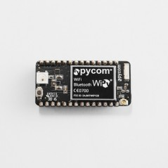 WiPy 2.0 (pycom)  The tiny Micro Python WiFi & Bluetooth IoT, Espressif ESP32 chipset