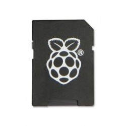 microSD Memory Card & Adapter