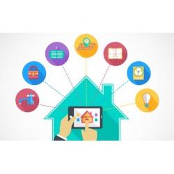 THE INTERNET OF THINGS (IoT) Home Automation (SMART HOME) Domáca Automatizácia