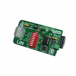USB SPI I2C RS232/485 CAN LIN