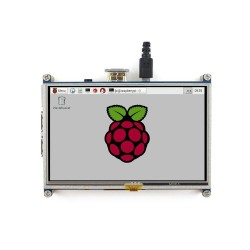5 - 8inch LCD display
