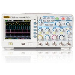 4Ch. Oscilloscopes